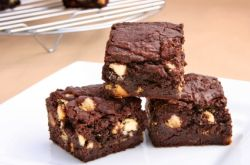 You can't go wrong with brownies.