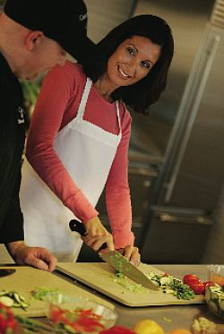 Cooking classes are offered at Canyon Ranch. Photo: Canyon Ranch