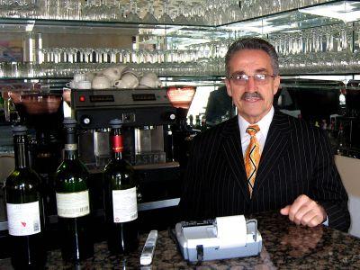 Spumante owner Joe Salas