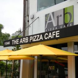 The Arb Pizza Cafe is located in the heart of Studio City.
