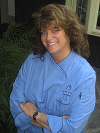 Chef/Caterer Amy Jurist.  Photo: Karen Young