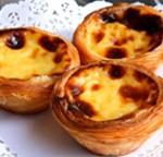 Nata pastry