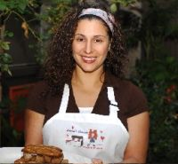"Lauren Leitner's motto is that her biscotti are ""made with love."