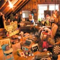 Look around an attic, basement or garage to find new treasures for your home.