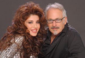 Allen Edwards and client, Leyla Milani, door #13