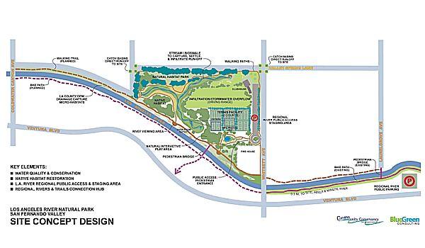 Site Concept Design
