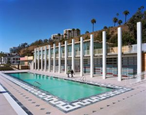 The pool will be open weekends through September and will re-open in May.