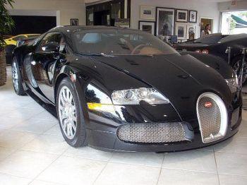 Bugatti Veyron  Photo courtesy of the Petersen Automotive Museum