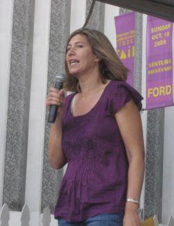 LAUSD School Board Member Tamar Galatzan