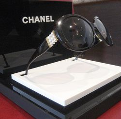 Chanel is exclusive to Optx in Encino. Photos by Karen Young