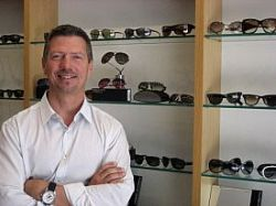 Owner Wayne Fletcher has 27 years experience in the optical business.