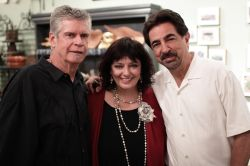 Richard Doran, Angela Cartwright and Joe Mantegna.