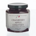 Cranberry Apple Churtney works as beautifully over poultry as it does a pork loin.