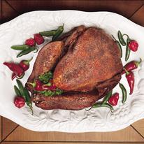 Fried Cajun Turkey