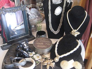 Vintage jewelry. Photo: Karen Young