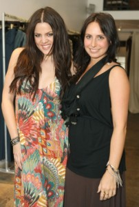 Khloe Kardashian and Rachel Pally  Photo: Courtesy Rachel Pally
