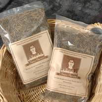 Native American Wild Rice is grown and gathered on Imdian reservations.