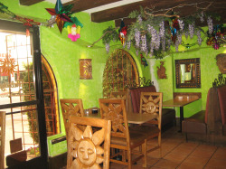 Although you walk up and order, Melody's has a warm, authentic feel.