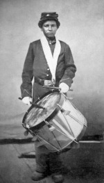 Civil War era Drummer