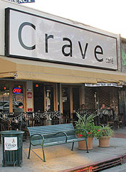 Crave in Sherman Oaks is open all night.