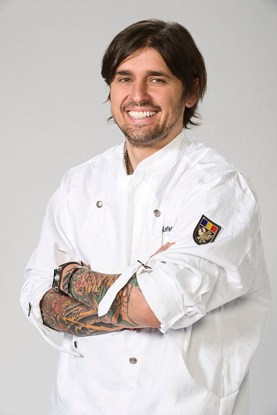Chef Ludo Lefebre will be in a truck with his famous chicken for one day only.