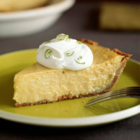 Celebrate National Pi Day on Sunday. March 14 at Morton's — $3.14 for a slice of Key Lime Pie.