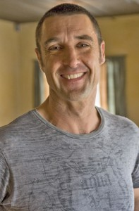 David Adams has been teaching at Yoga Blend for four years.