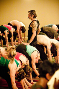 Yoga Shelter is offering a free week.