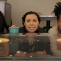 Co-owners Shellie, Mollie and Mimi.  Photo: Nice Ice Cream