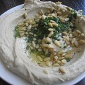 There are six choices of hummus which could be a meal in itself. Photos: Karen Young