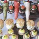 Petite Tea Sandwiches. Photos: Karen Young