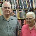 Siblings Bill Wirt and Diane Sharrar run Bargain Books. Photos: Carole Rosner