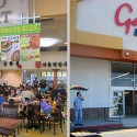 Galleria Market in Northridge has a massive food court. Photos: Karen Young
