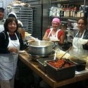 Making tamales at Sweet Butter. Photo: Sweet Butter