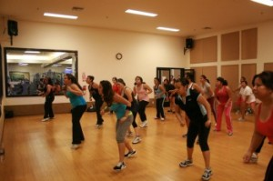 FitSquadLA roams gyms of the 818 with Zumba classes.