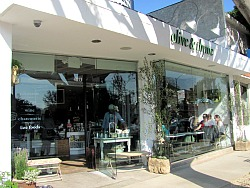Olive & Thyme is located on Tiverside, just east of Pass. Street and valet parkin.