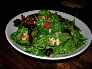 Proscuitto and Fig Salad