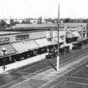 Sherman Way in Canoga Park circa 1930.