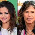 Celebs like Selena Gomez and Steven Tyler have created a feather buzz. Photo: Jon Kopaloff/FilmMagic; AdMedia