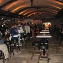 Black Market on opening night. It replaces the longstanding Wine Bistro. Photos: Karen Young