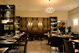 Ombra Is A Sleek Modern Upscale Italian Restaurant With Creative Twist