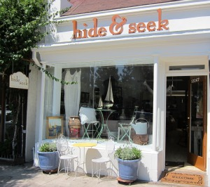 Located on Ventura Place, home of the Studio City Farmers' Market.