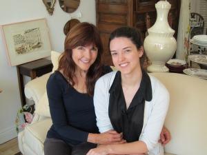 Mother-daughter team Breeze Munson and Kimberly Curtis own Hide & Seek.  Photos: Karen Young