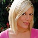 Tori Spelling headlines Fashion&#039;s Night out at Westfield Topanga.