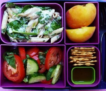 Back to the Kitchen: Back to School Lunch Recipes For All ...