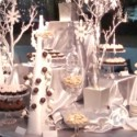 Diana Sproveri dessert table with Lollibakes and more.