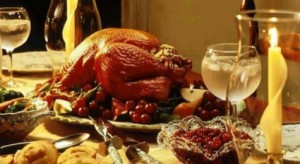 Take a rest and dine out on T-Day.