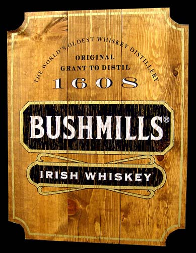 My Daily Find St Patrick S Day Cheer With Bushmills