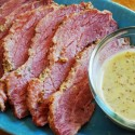 Corned Beef and Honey Dijon