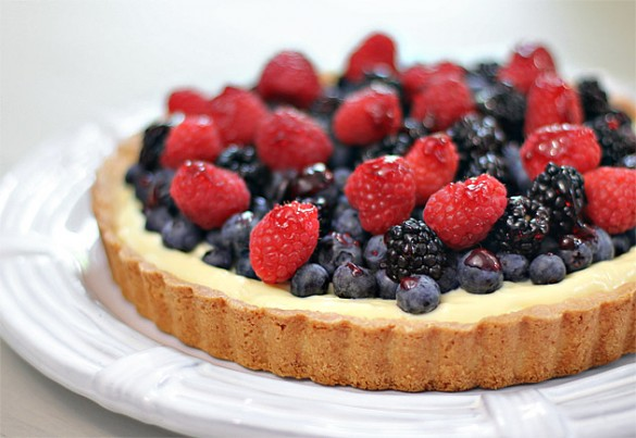 healthy fresh fruit tart recipe jujube fruit